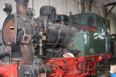 Im Nördlinger- Eisenbahn-museum
