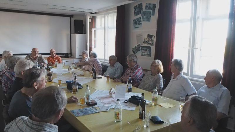 80. Geburtstag von Dieter Maisenbacher 2016 1